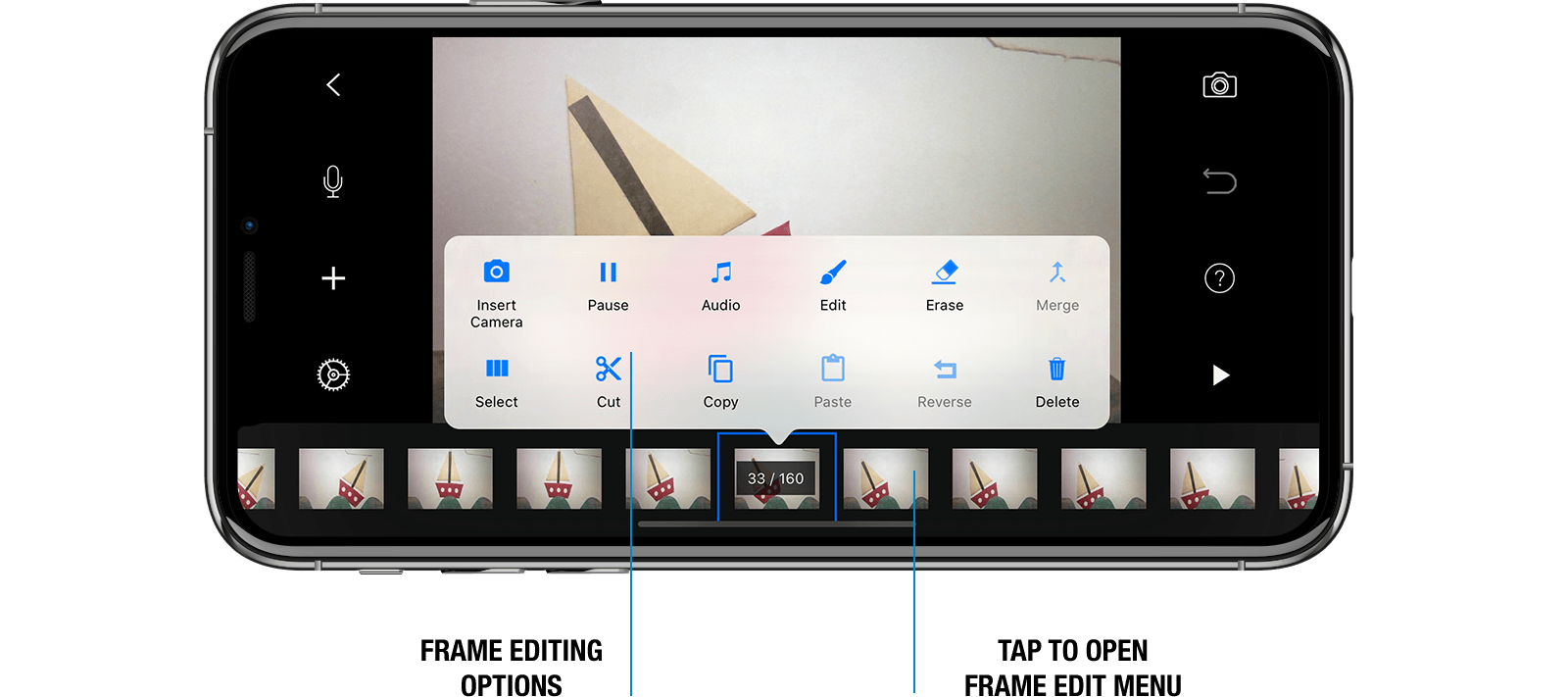 Stop Motion Studio for iOS